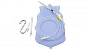 Silikona Enema Bag XP-03-02