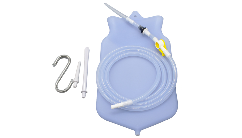 Silicone Enema Bag XP-03-02 Featured Image