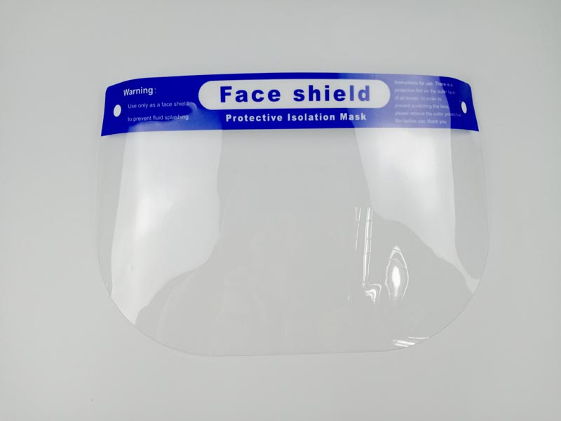 Face Shield Protective Isolation Mask Featured Image