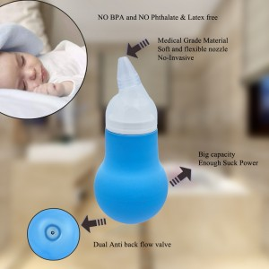 Nasal Aspirator New Design for Easy Clean