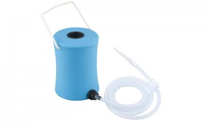PVC klizmë Bucket XP-04-07