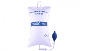 Disposable Shinikizo Infusion Bag 3000A1M1