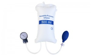 Disposable Pressure Infusion Bag 500A1M3